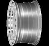 "18"" Ispiri Wheels CSR1D Pure Silver Alloy Wheels"