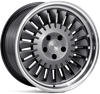 "19"" Ispiri Wheels CSR1D Carbon Graphite Alloy Wheels"
