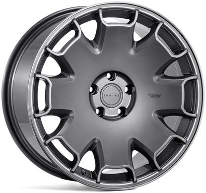 "18"" Ispiri CSR2 Carbon Graphite Alloy Wheels"