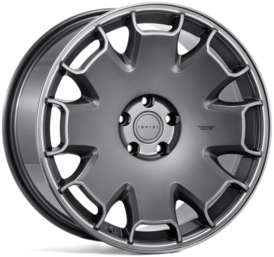 "18"" Ispiri CSR2 Carbon Graphite Alloy Wheels"