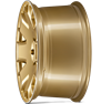 "18"" Ispiri CSR2 Vintage Gold Alloy Wheels"