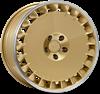 "18"" Ispiri Wheels CSRD TF Vintage Gold Alloy Wheels"