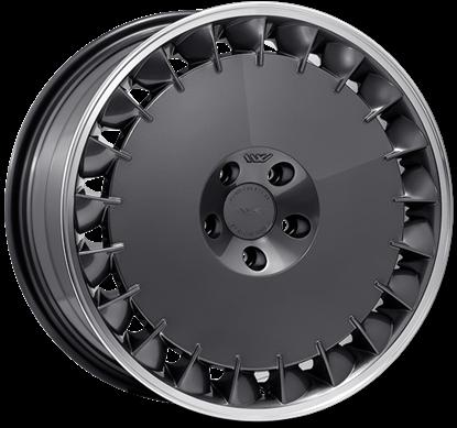 "19"" Ispiri Wheels CSRD TF Carbon Graphite Alloy Wheels"