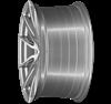 """20"""" Ispiri FFR1 Pure Silver Alloy Wheels"""