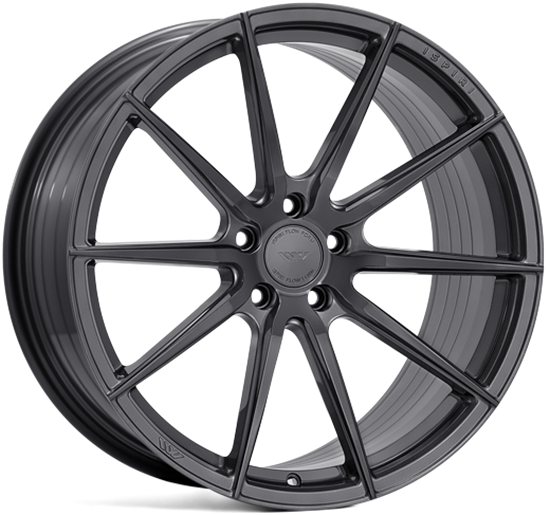 "20"" Ispiri FFR1 Carbon Graphite Alloy Wheels"