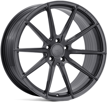 "21"" Ispiri FFR1 Carbon Graphite Alloy Wheels"