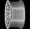 """19"""" Ispiri FFR1D Pure Silver Alloy Wheels"""