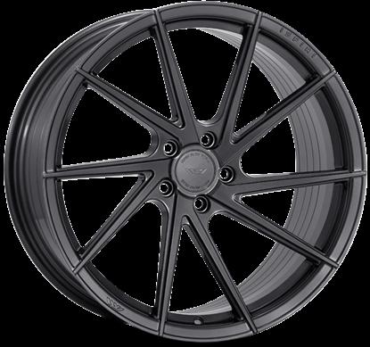 "19"" Ispiri FFR1D Carbon Graphite Alloy Wheels"