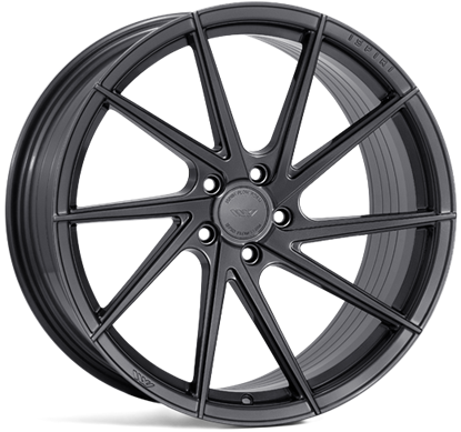 "21"" Ispiri FFR1D Carbon Graphite Alloy Wheels"