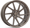 "21"" Ispiri FFR1D Matt Carbon Bronze Alloy Wheels"