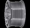 "21"" Ispiri FFR1D Full Brushed Carbon Titanium Alloy Wheels"
