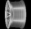"""20"""" Ispiri FFR2 Pure Silver Alloy Wheels"""