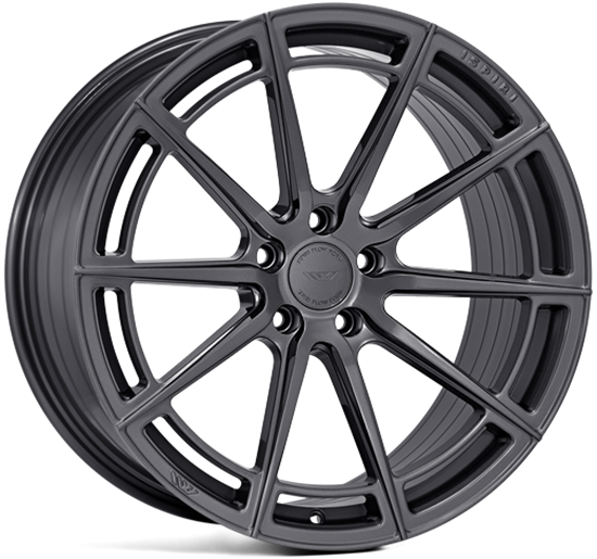 "20"" Ispiri FFR2 Carbon Graphite Alloy Wheels"