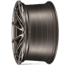 "20"" Ispiri FFR2 Matt Carbon Bronze Alloy Wheels"