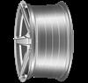 """21"""" Ispiri FFR5 Pure Silver Alloy Wheels"""