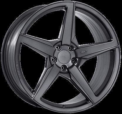 "21"" Ispiri FFR5 Carbon Graphite Alloy Wheels"