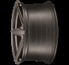 "21"" Ispiri FFR5 Matt Carbon Bronze Alloy Wheels"