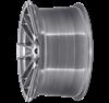 "20"" Ispiri FFR8 Full Brushed Carbon Titanium Alloy Wheels"