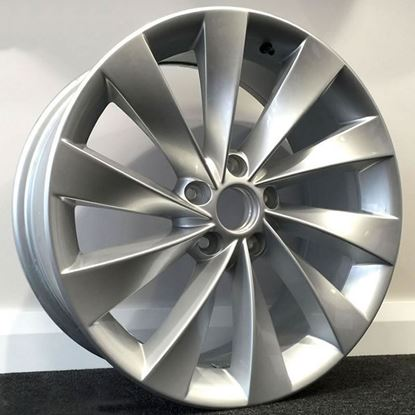 RAW Scirocco Style - Silver