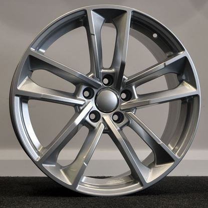 RAW RS7 Style Alloy Wheels - Silver