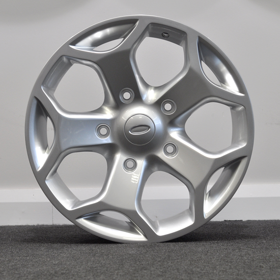 RAW Transit ST Style Alloy Wheels - Silver
