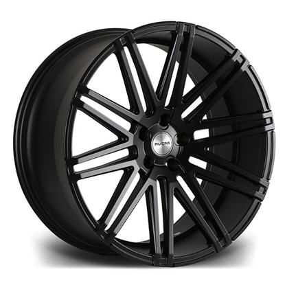 "22"" Riviera RV120 Matt Black Alloy Wheels"