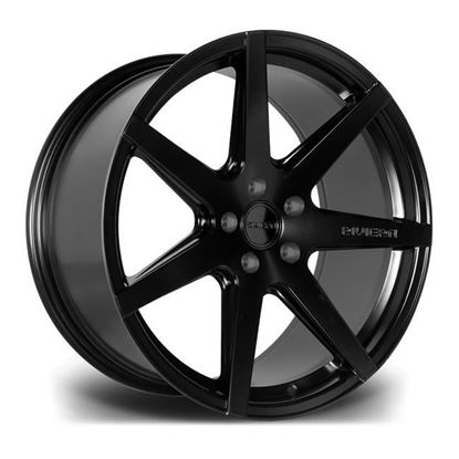 "19"" Riviera RV177 Matt Black Alloy Wheels"