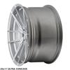 Quantumm 44 SFF-1 Quartz Silver  Alloy Wheels