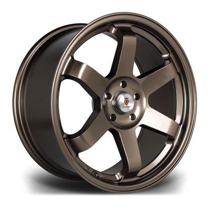 "18"" Stuttgart ST16 Bronze Alloy Wheels"