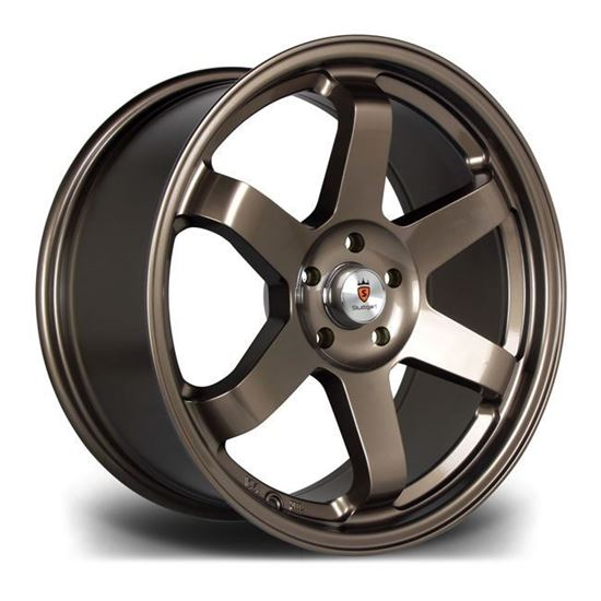 "18"" Stuttgart ST16 Bronze Alloy Wheels"