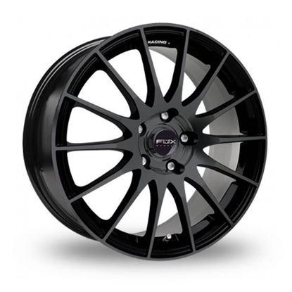 "19"" Fox FX004 Gloss Black Alloy Wheels"