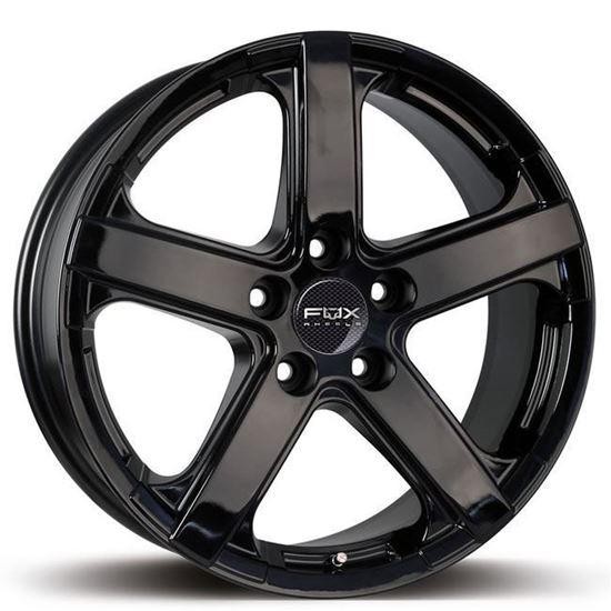 "15"" Fox FXC Viper Black Alloy Wheels"