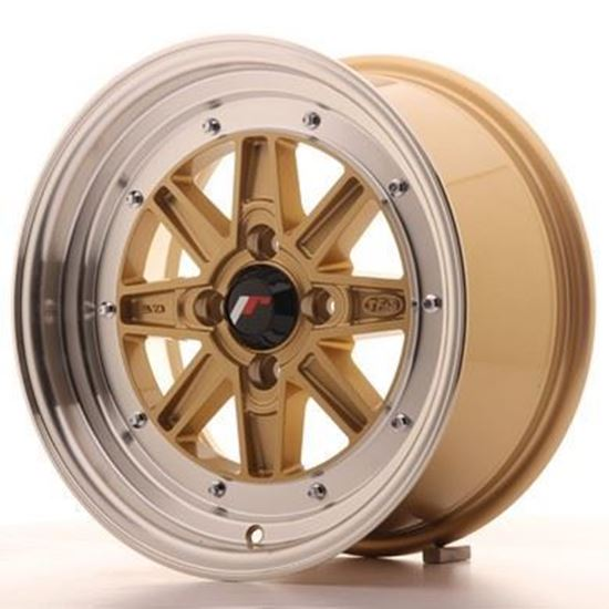 Japan Racing JR31 Gold Alloy Wheels