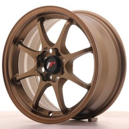 "15"" Japan Racing JR5 Dark Abz Alloy Wheels"
