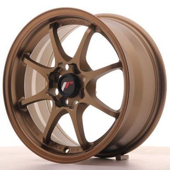 "15"" Japan Racing JR5 Dark Abz Alloy Wheels"