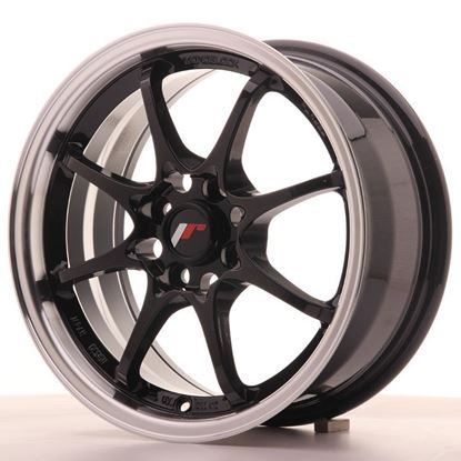 Japan Racing JR5 Gloss Black Alloy Wheels