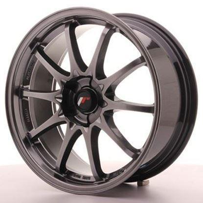 Japan Racing JR5 Hiper Black Alloy Wheels