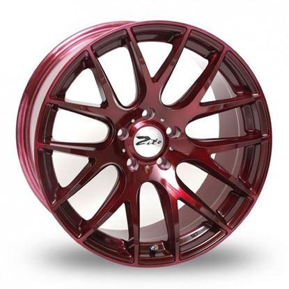 """19"""" Zito 935 Shiraz Alloy Wheels"""