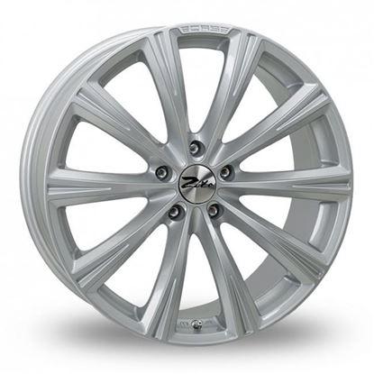 "18"" Zito CRS Silver Alloy Wheels"