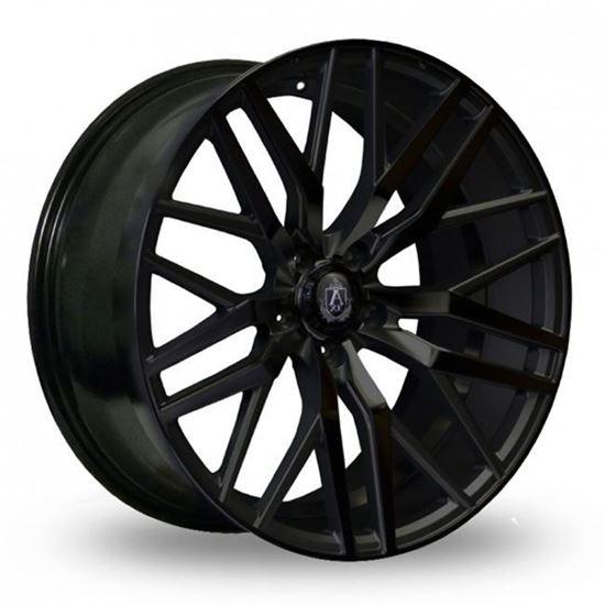 "20"" Axe EX30 Gloss Black Alloy Wheels"