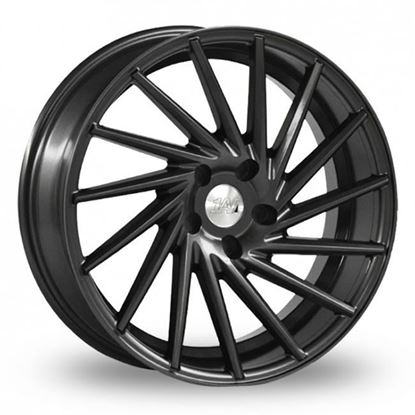 "18"" 1AV ZX1 Grey Alloy Wheels"