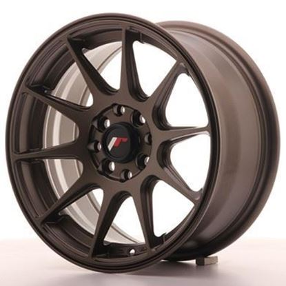 Japan Racing JR11 Matt Bronze Alloy Wheels