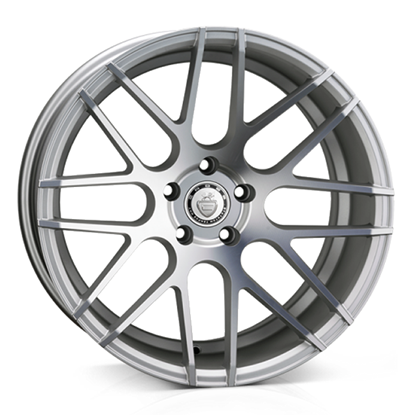 "18"" Cades Artemis Silver Alloy Wheels"