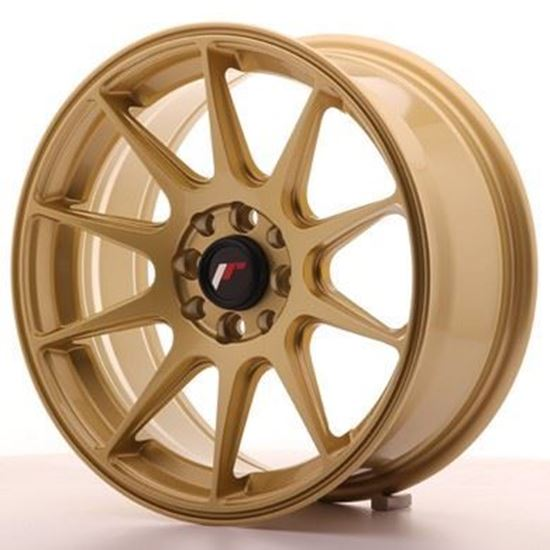 Japan Racing JR11 Gold Alloy Wheels