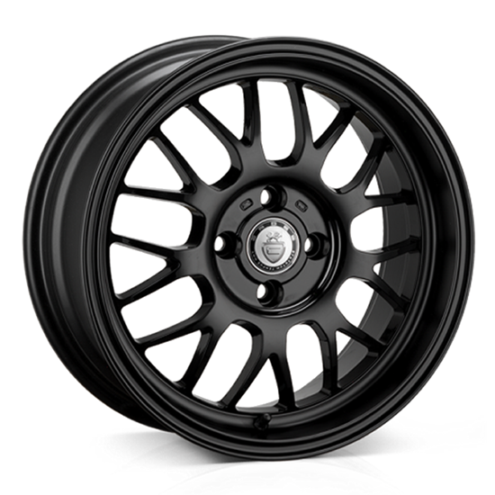 "15"" Cades Eros Stealth Alloy Wheels"