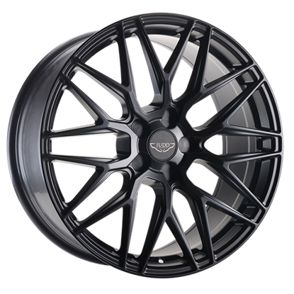 "20"" Judd Model One Matt Black Alloy Wheels"