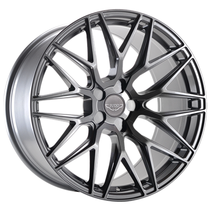 "20"" Judd Model One Gloss GunMetal Alloy Wheels"