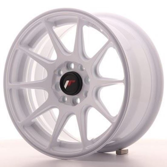 Japan Racing JR11 White Alloy Wheels