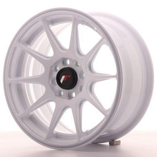 Japan Racing JR11 White Alloy Wheels