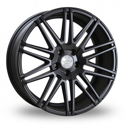 "20"" Judd T229 Matt GunMetal Alloy Wheels"